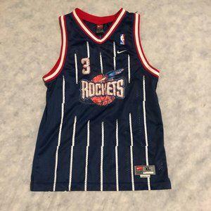 Steve Francis Houston Rockets Nike NBA Basketball